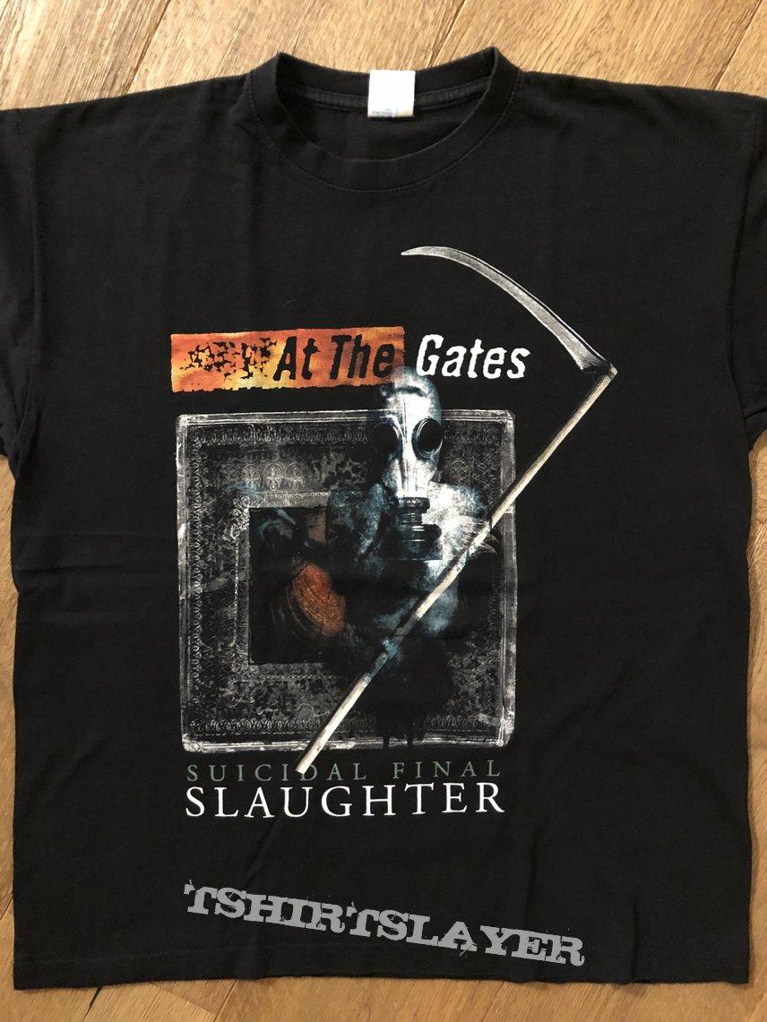 At The Gates Tour Shirt