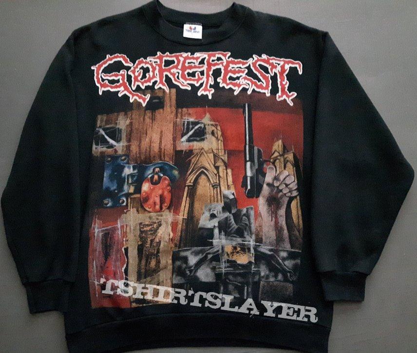 False euro '92 sweater