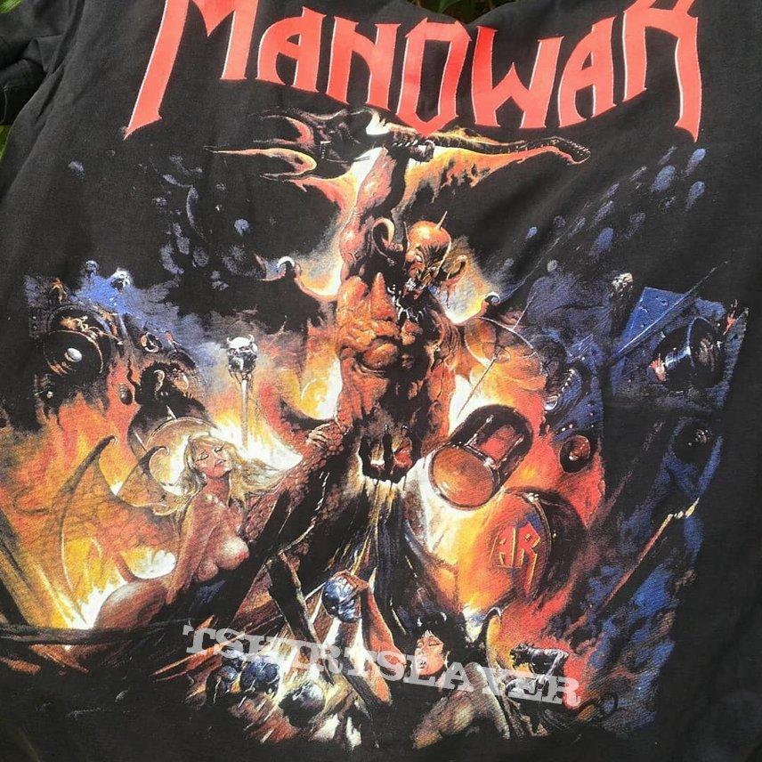 MANOWAR ©1997-99' Hell on Stage/Hell on Wheels
