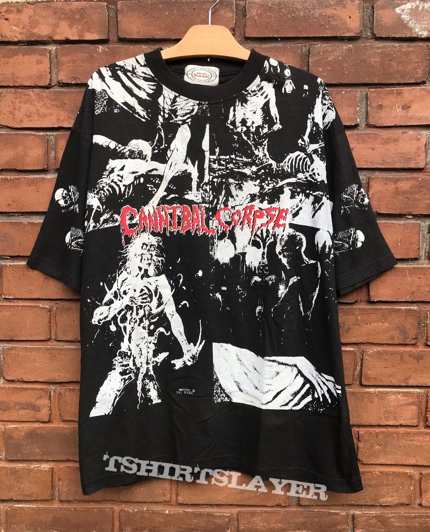 Cannibal Corpse - All Over Print