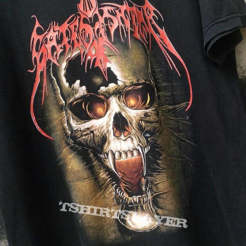 """Gates of Ishtar """"Skull"""" Rare Vintage 1990s"""