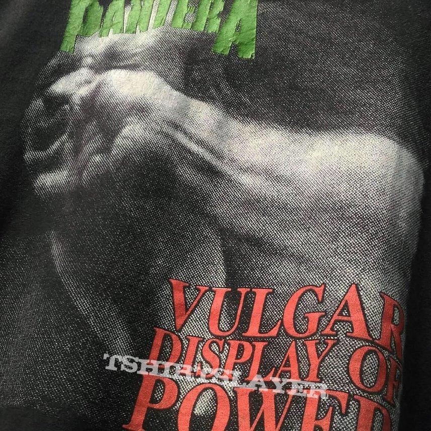 PANTERA - Vulgar Display of Power ©1992