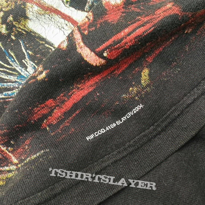 SLAYER - Bootleg ©2004