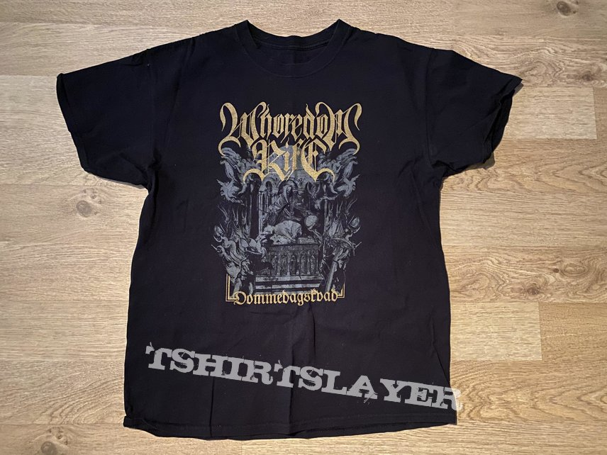 Whoredom Rife shirt