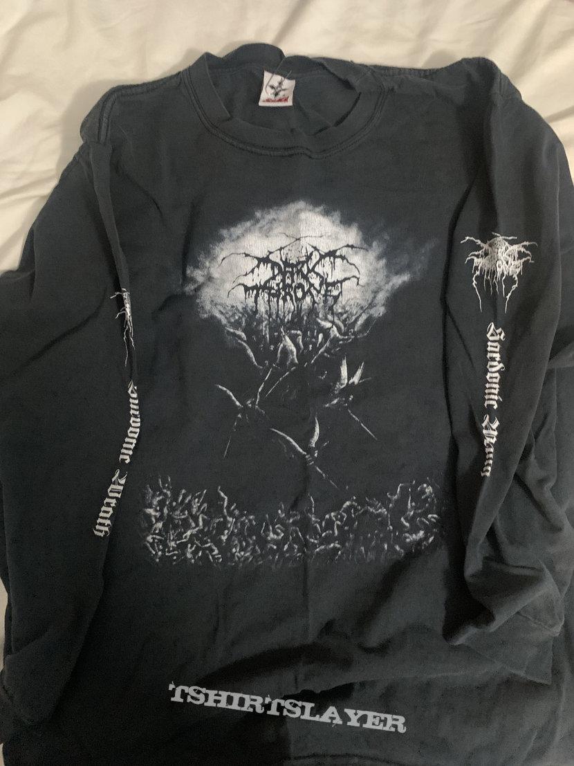 Darkthrone Sardonic Wrath longsleeve shirt