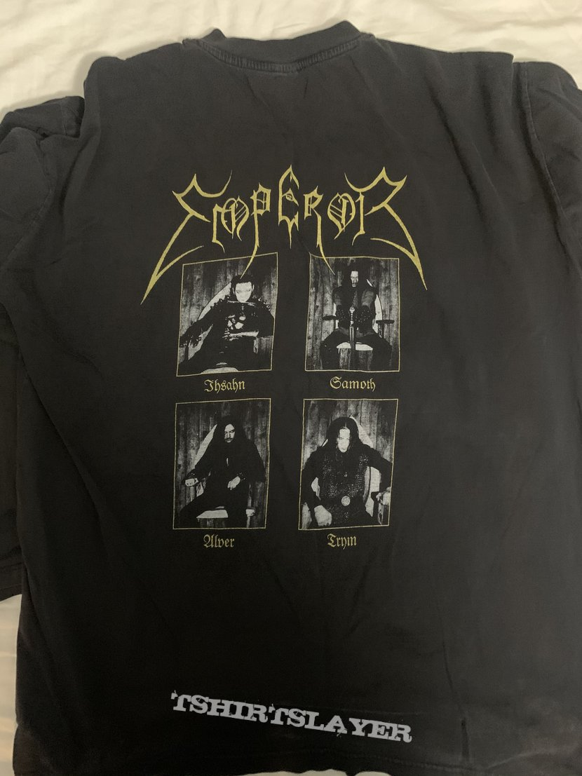 Emperor shirt long sleeve Anthems to the Welkin at Dusk