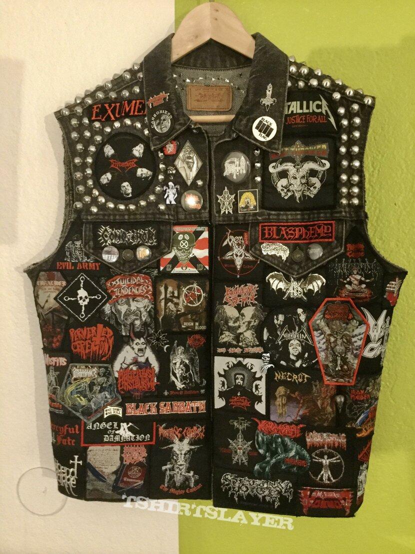 My 2nd vest