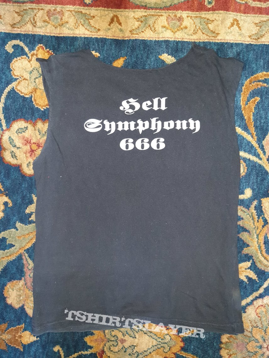 Root - Hell Symphony tshirt