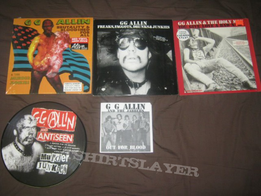 Other Collectable - GG Allin