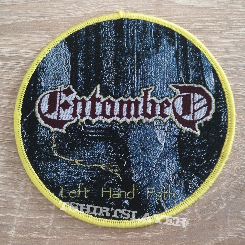 charly66's Entombed, Patch Patch | TShirtSlayer