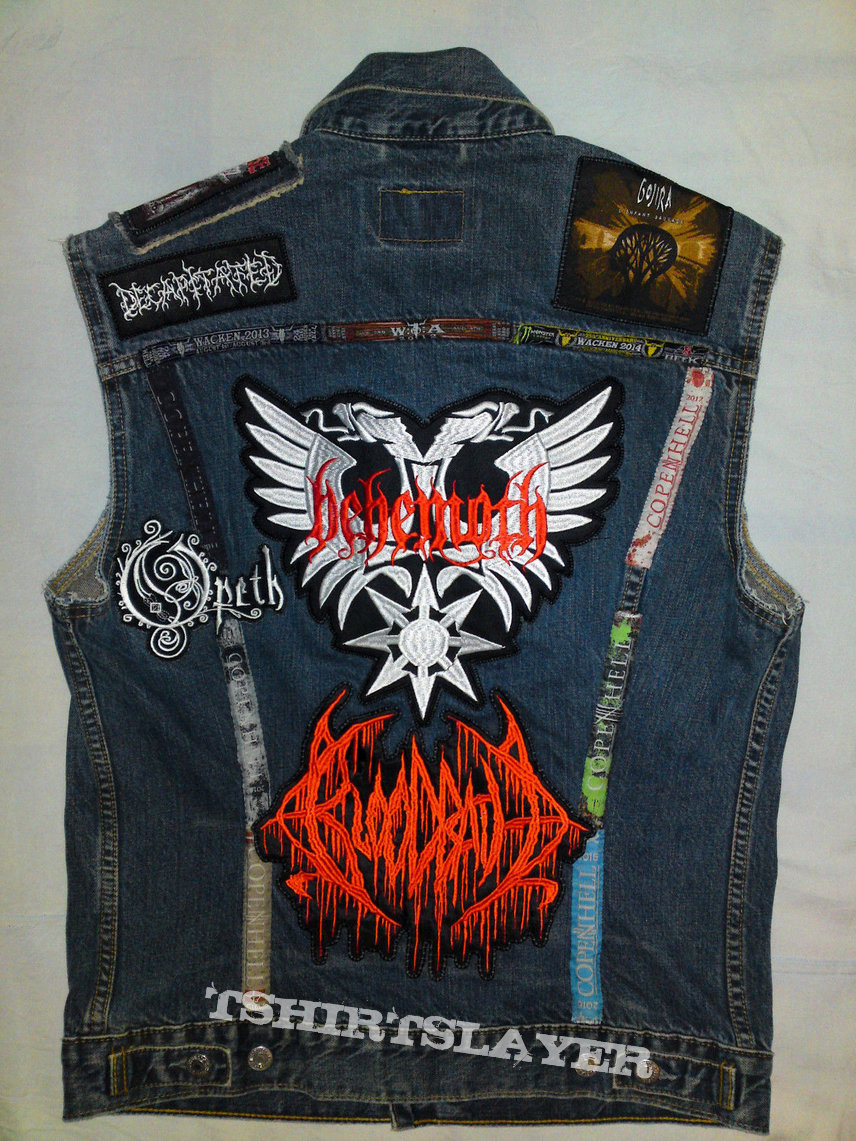 Levi's Denim Copenhell & Wacken Metal Battlevest