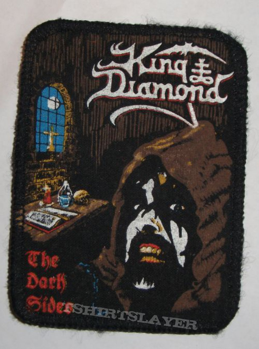 Patch - King Diamond - The Dark Sides Patch