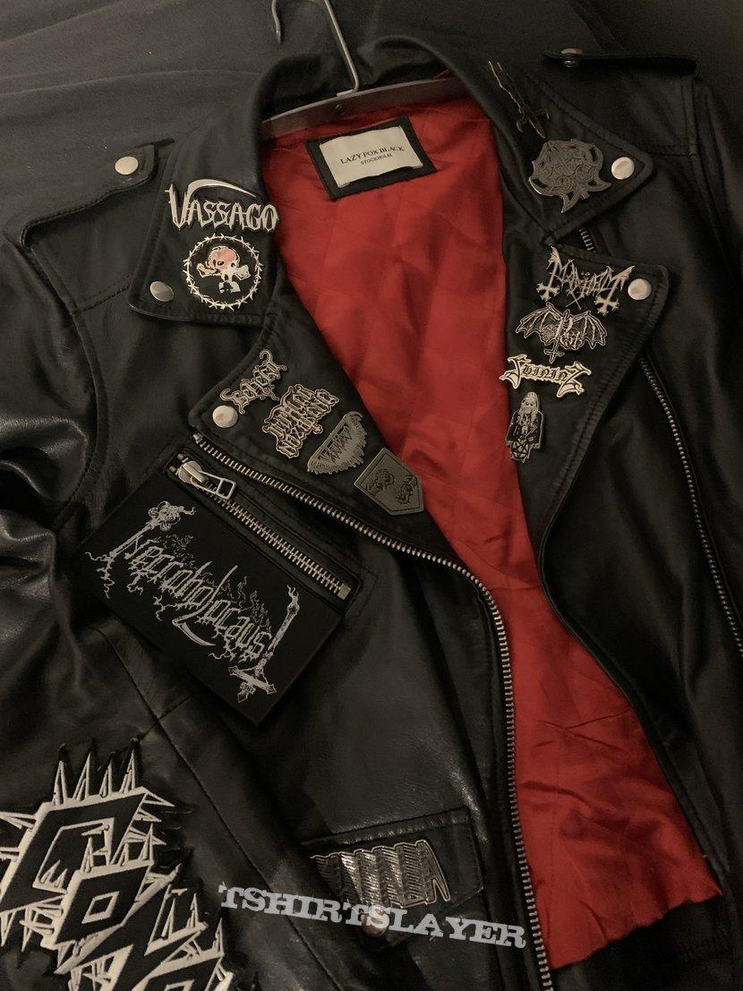 My battlejacket (WIP)