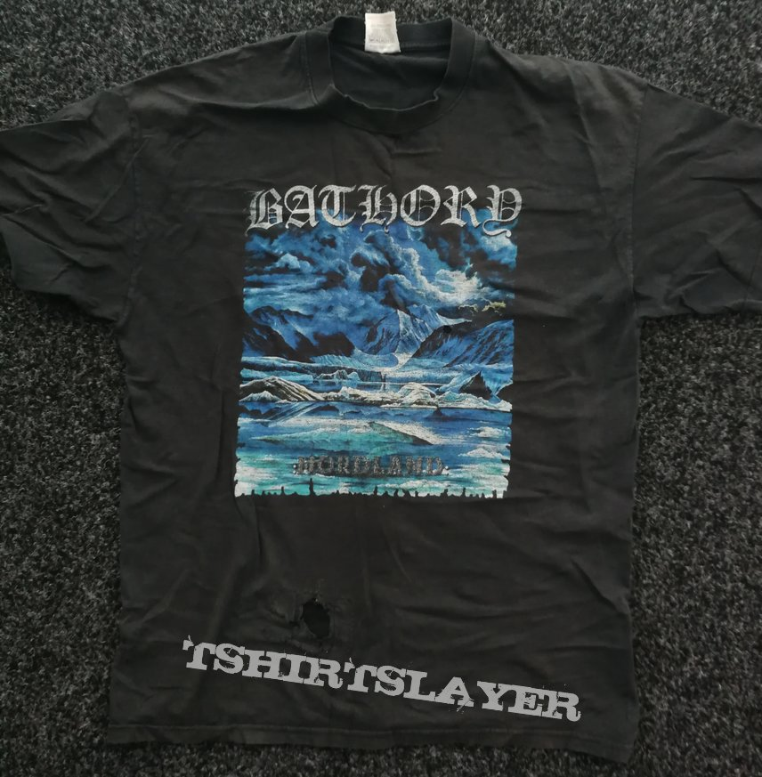 BATHORY Nordland t-shirt, original