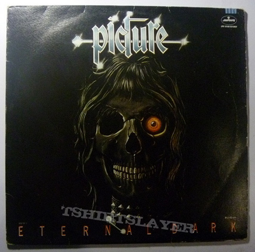 Picture eternal dark mexican first pressing