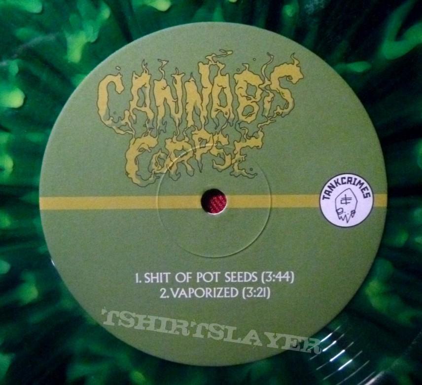 Cannabis corpse the weeding ep