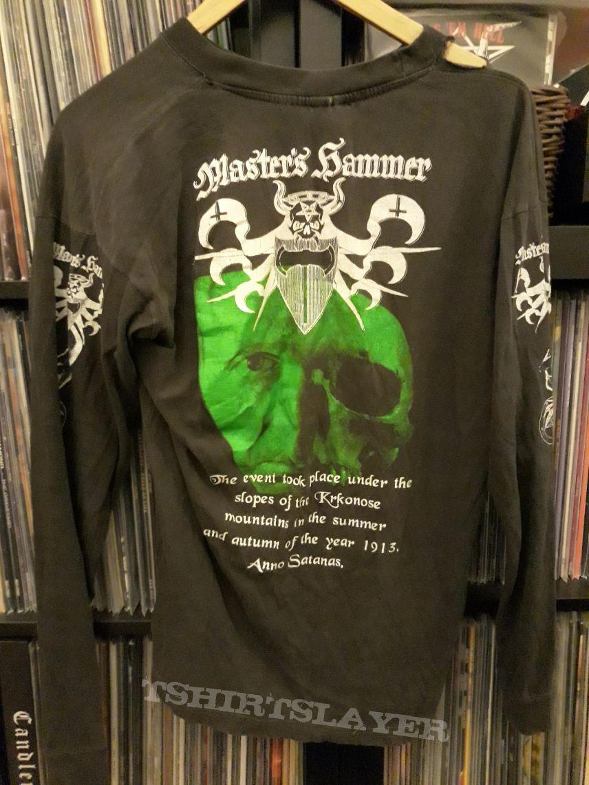 Master's Hammer - The Jilemnice Occultist longsleeve