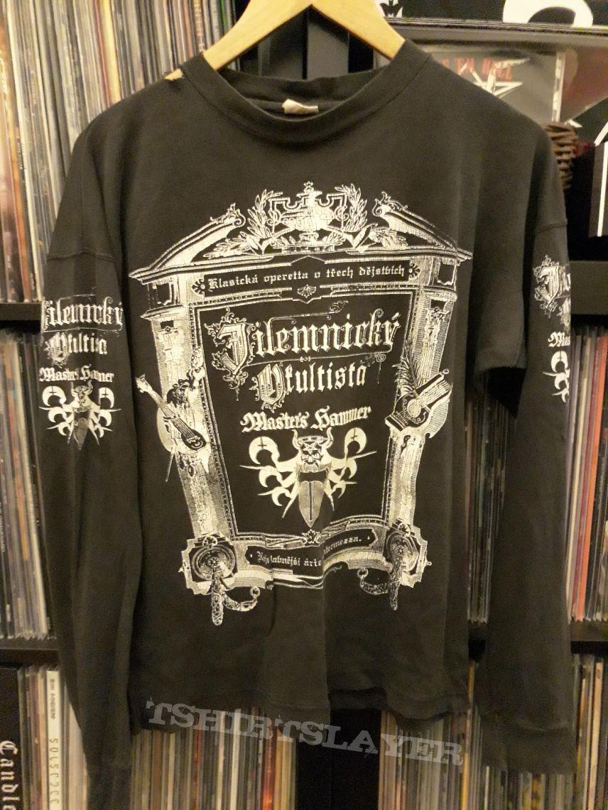 Master's Hammer - Jilemnický Okultista longsleeve