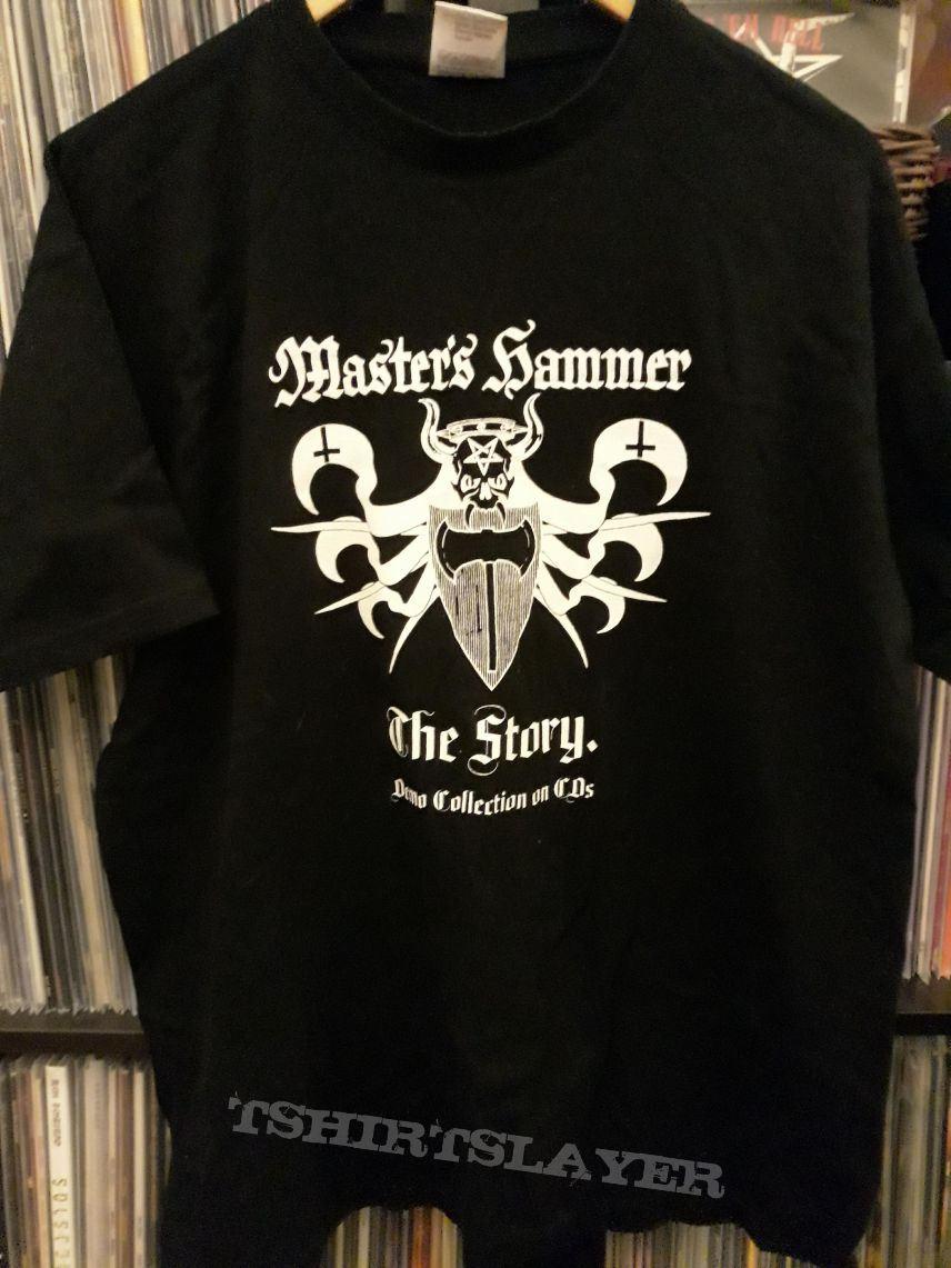 Master's Hammer - The Story shirt