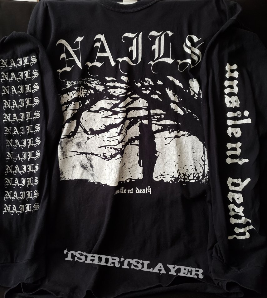 Nails - Longsleeve