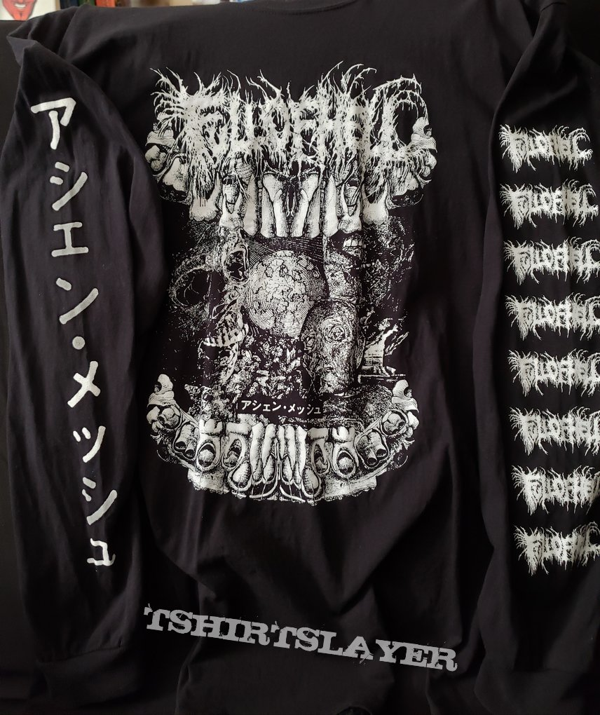Full Of Hell - Longsleeve
