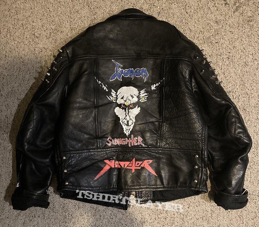 Studded Jacket Update