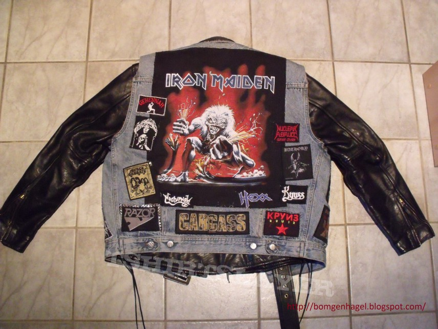 Battle Jacket - Battle Jacket!