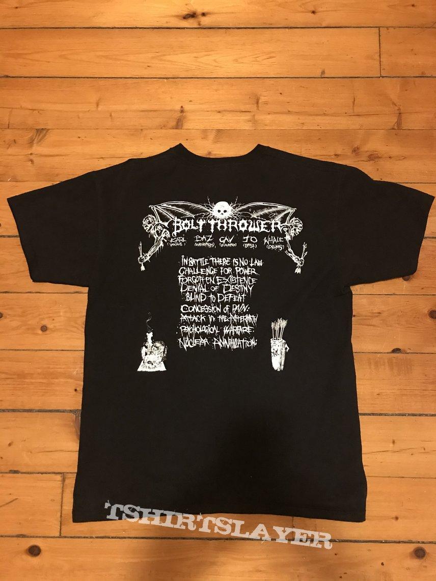 Bolt Thower shirt