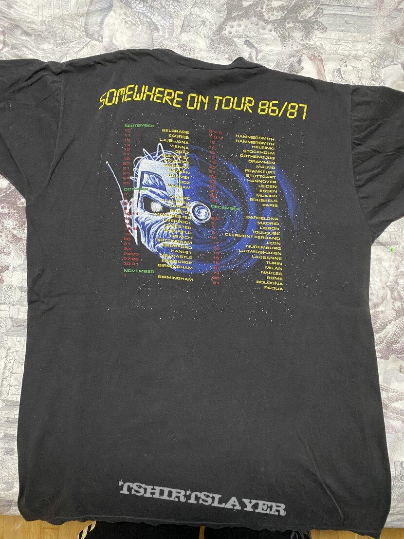 Iron Maiden // Somewhere on tour