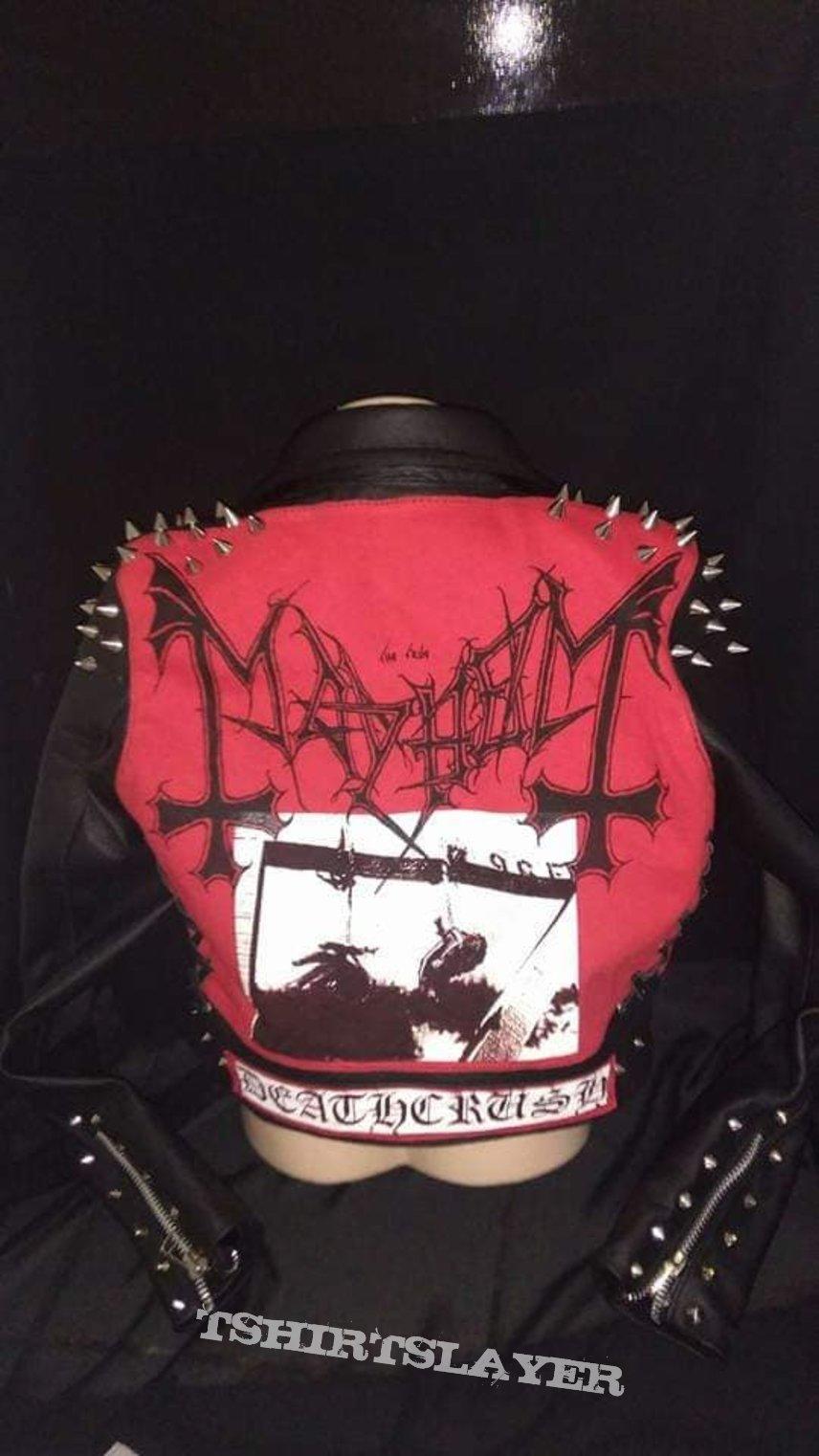 Battle Jacket Mayhem