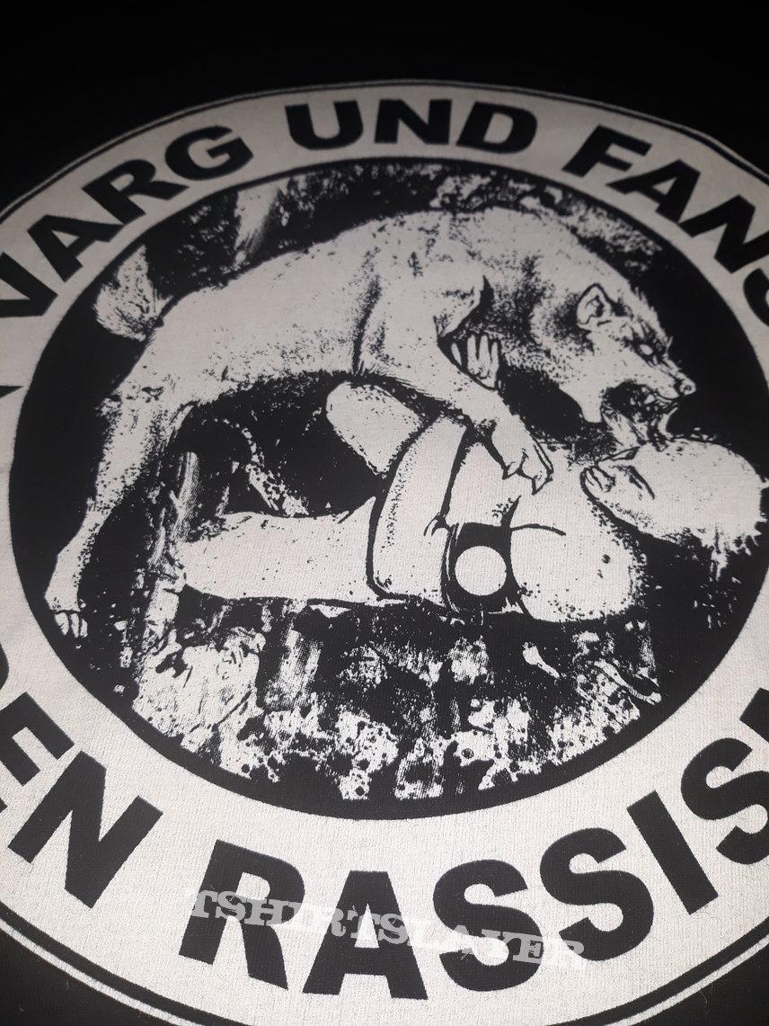 Varg und Fans Gegen Rassismus