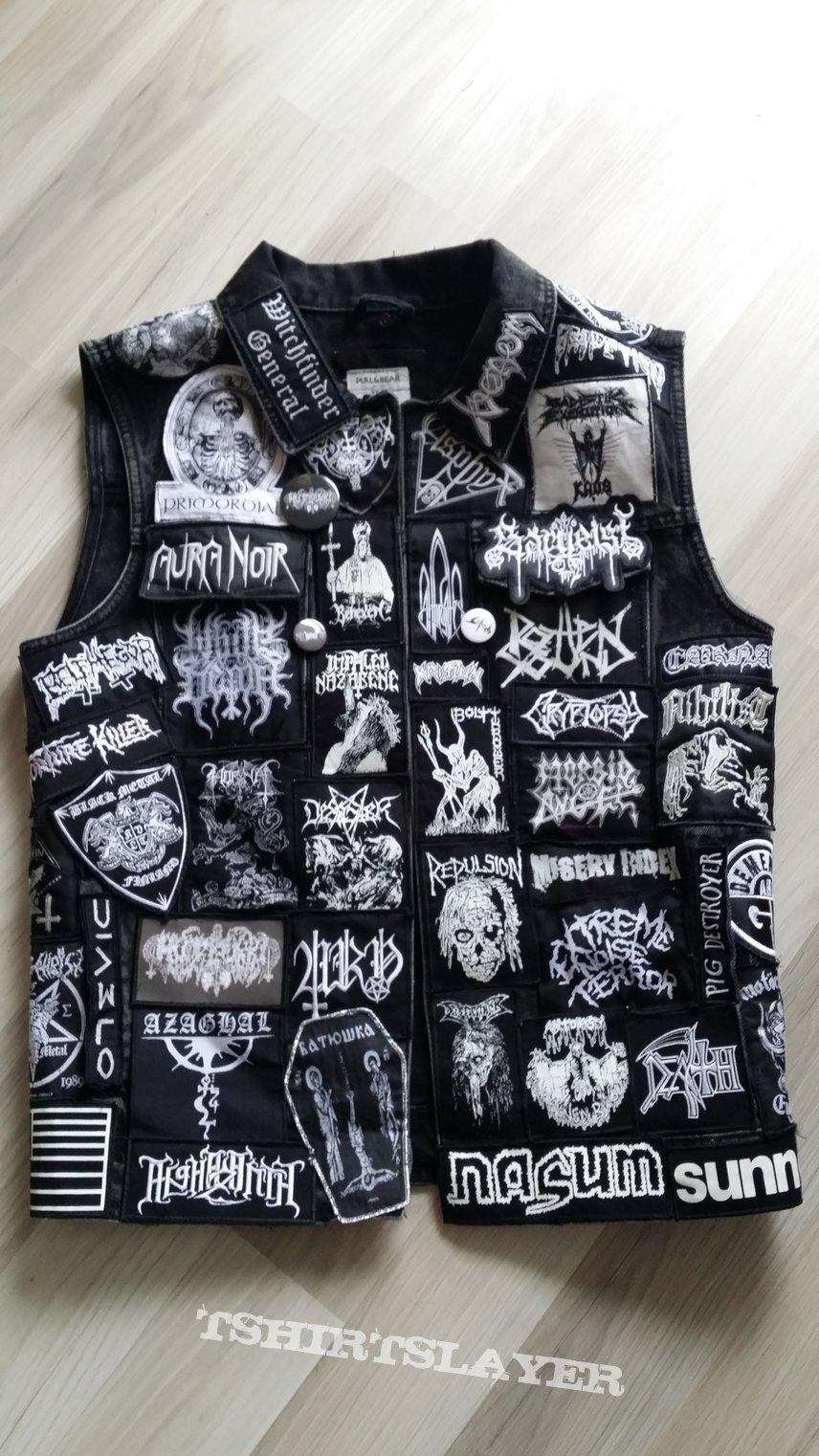 Vest no. 1 update