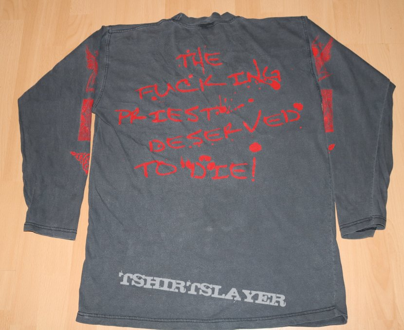 Cradle Of Filth - Cruelty And The Preist Longsleeve XL