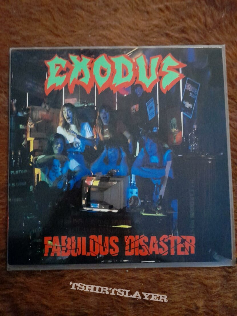 Fabulous Disaster LP for you!
