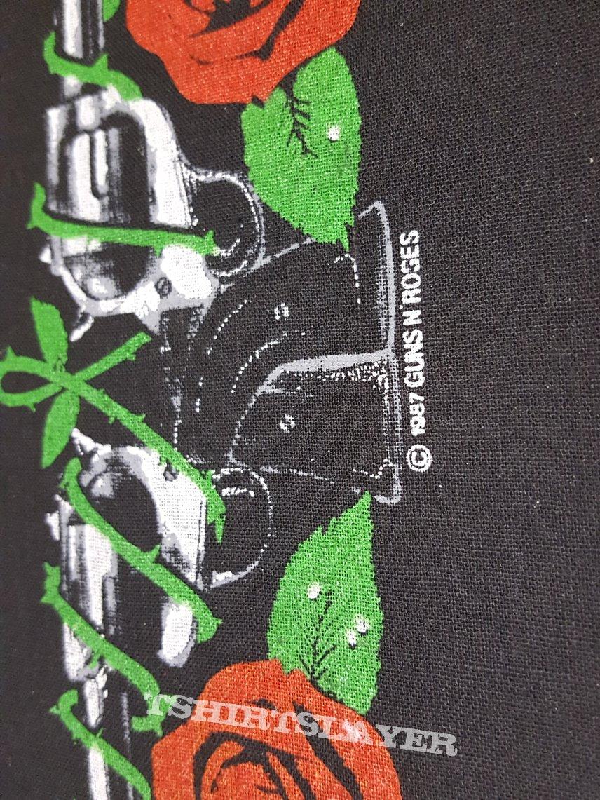 Guns N Roses Appetite For Destruction back patch