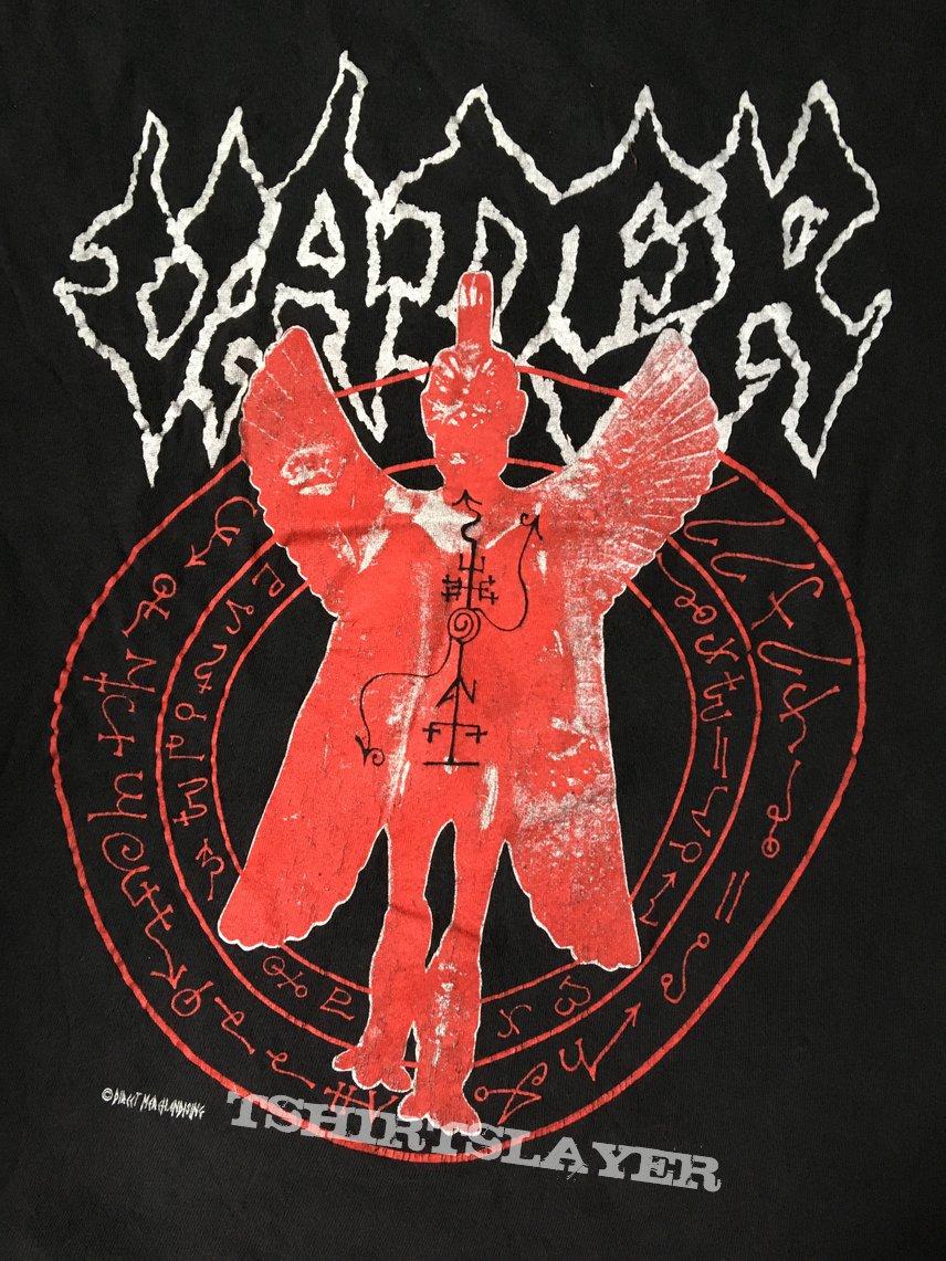 Vader world incantation tour 1993