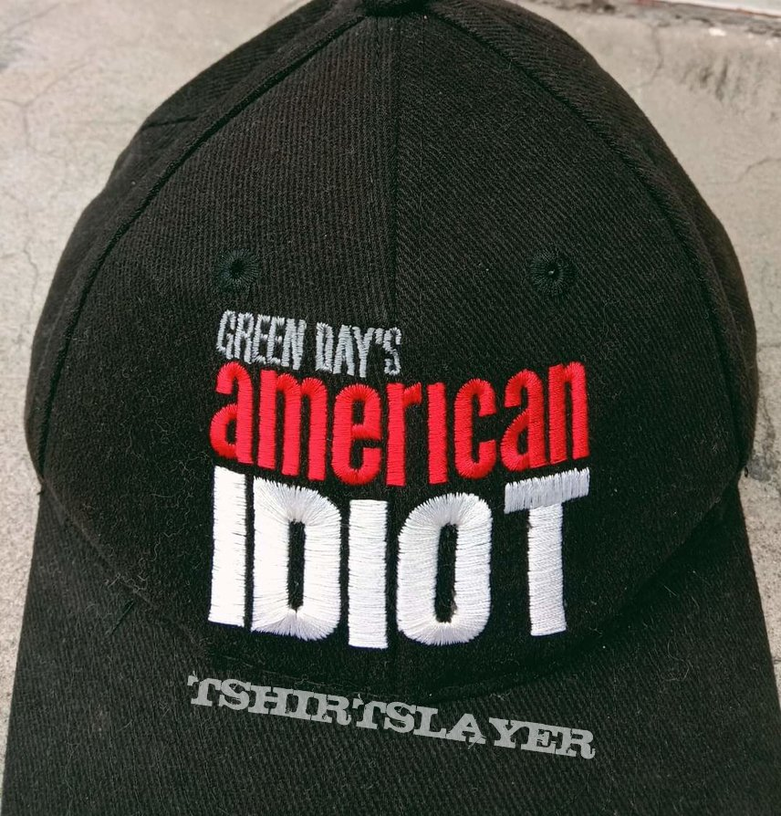 Green Day - american idiot hat