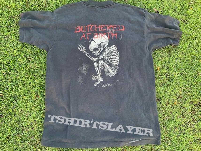 Cannibal Corpse - Butchered at Birth Shirt 90s