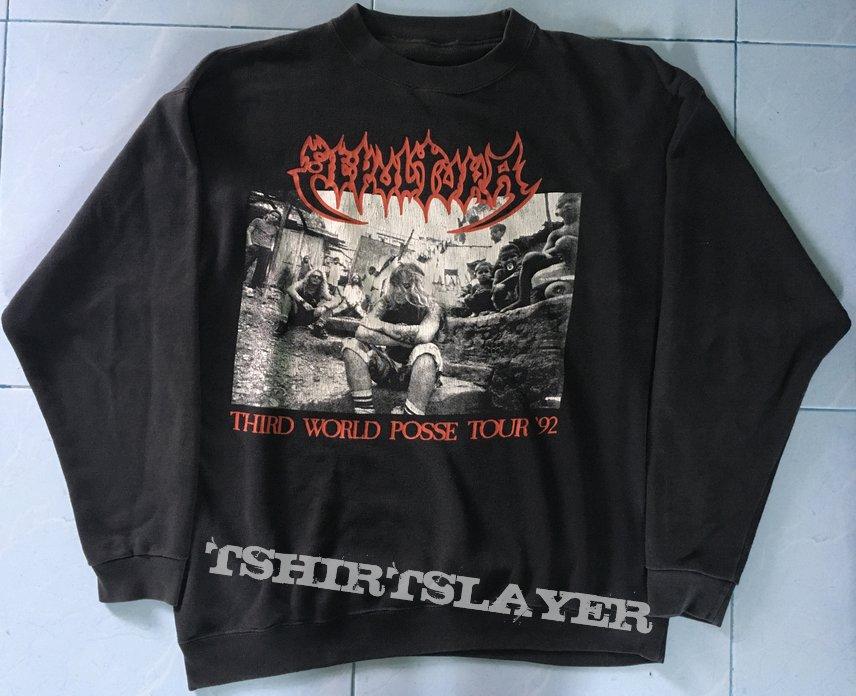 Sepultura – Third World Posse Tour 1992