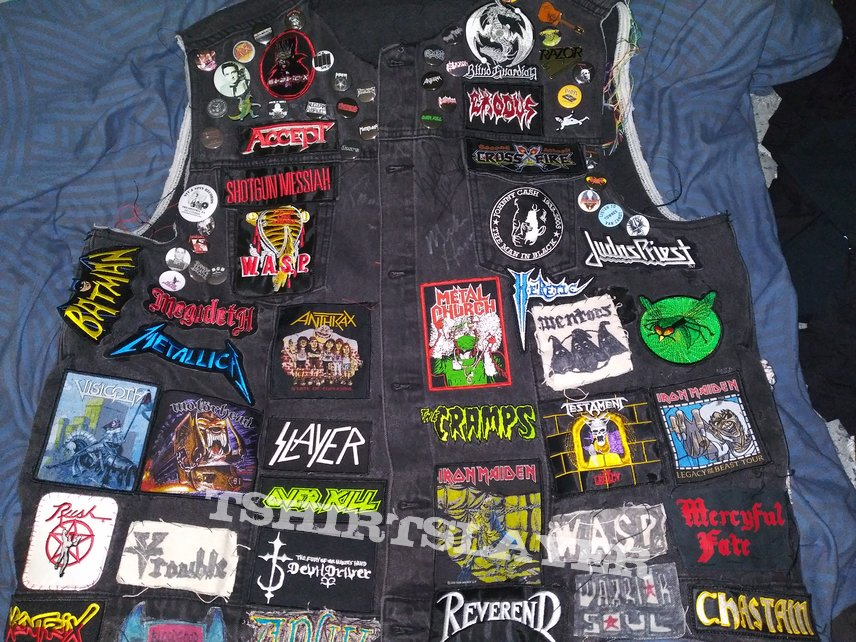 My shitshow of a vest update 2