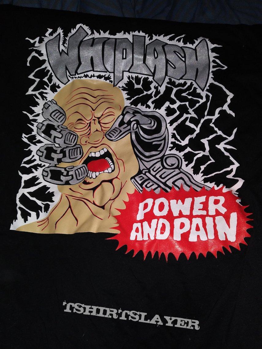 Power and Pain shirt