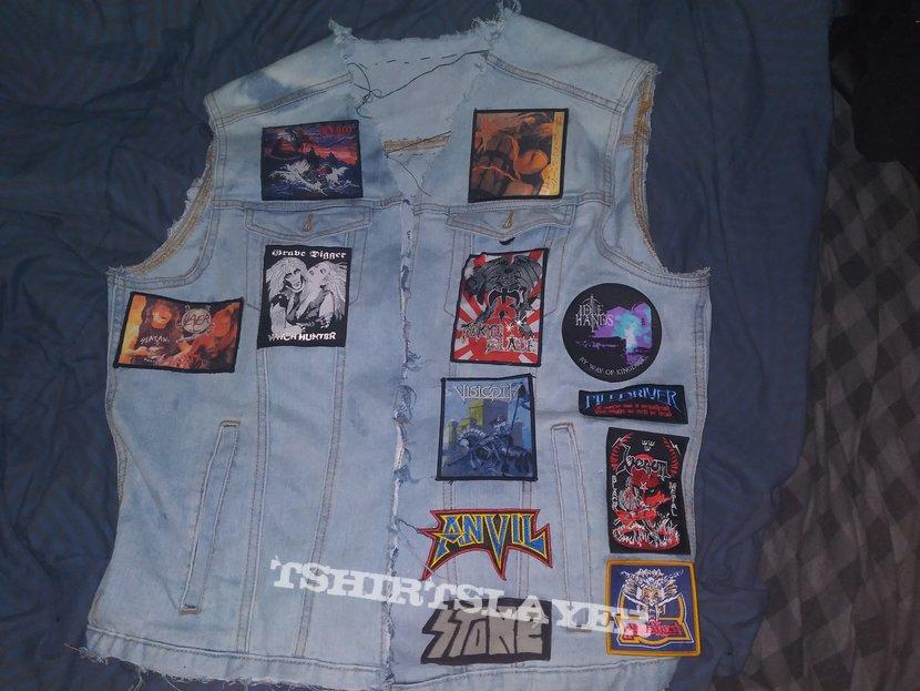 Vest #2 progress 1