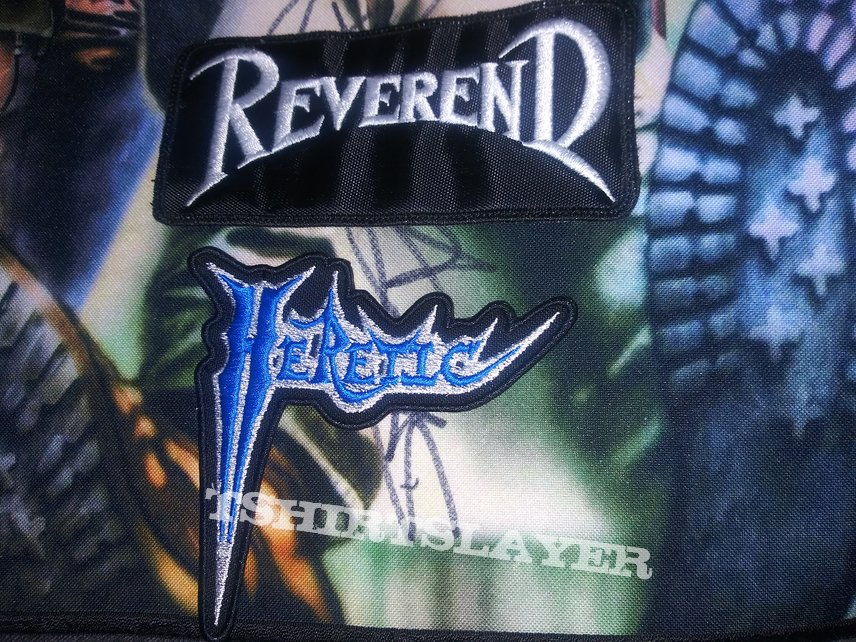 Reverend and Heretic patches