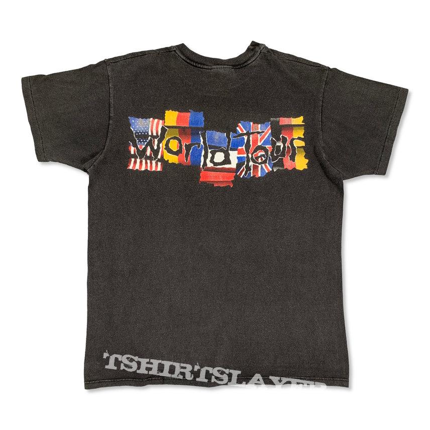 Sacred Reich World Tour shirt 1990