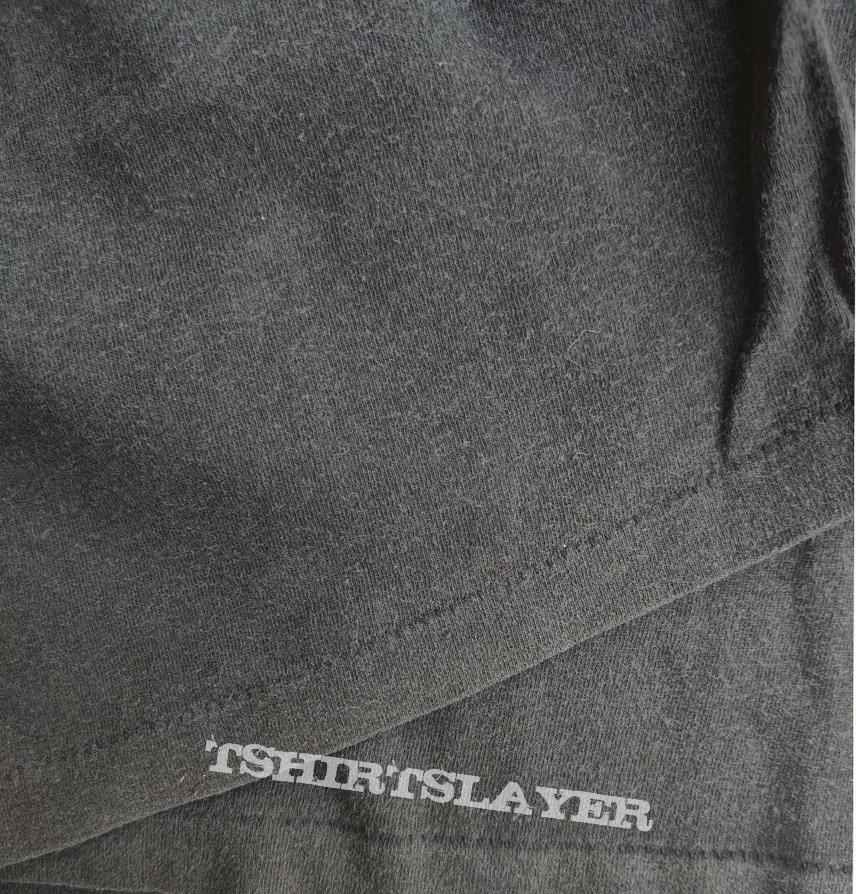 vintage single stitched pantera 1991 t shirt