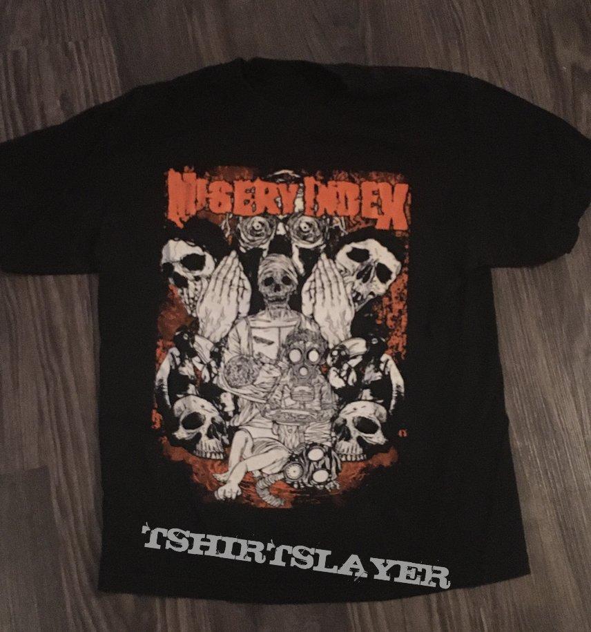 Misery Index Shirt (Size M)