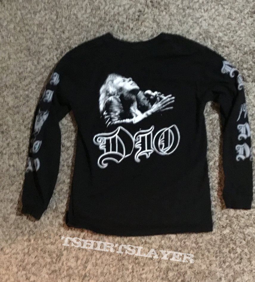 Bootleg Dio - Holy Diver LS (size S)
