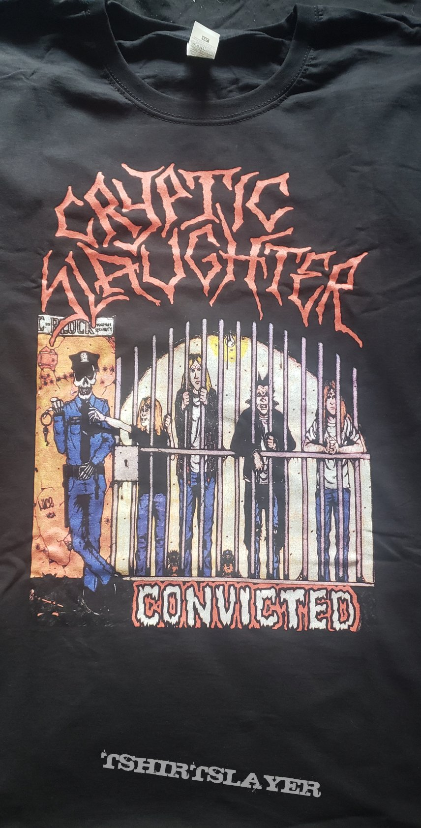 Cryptic slaughter convicted