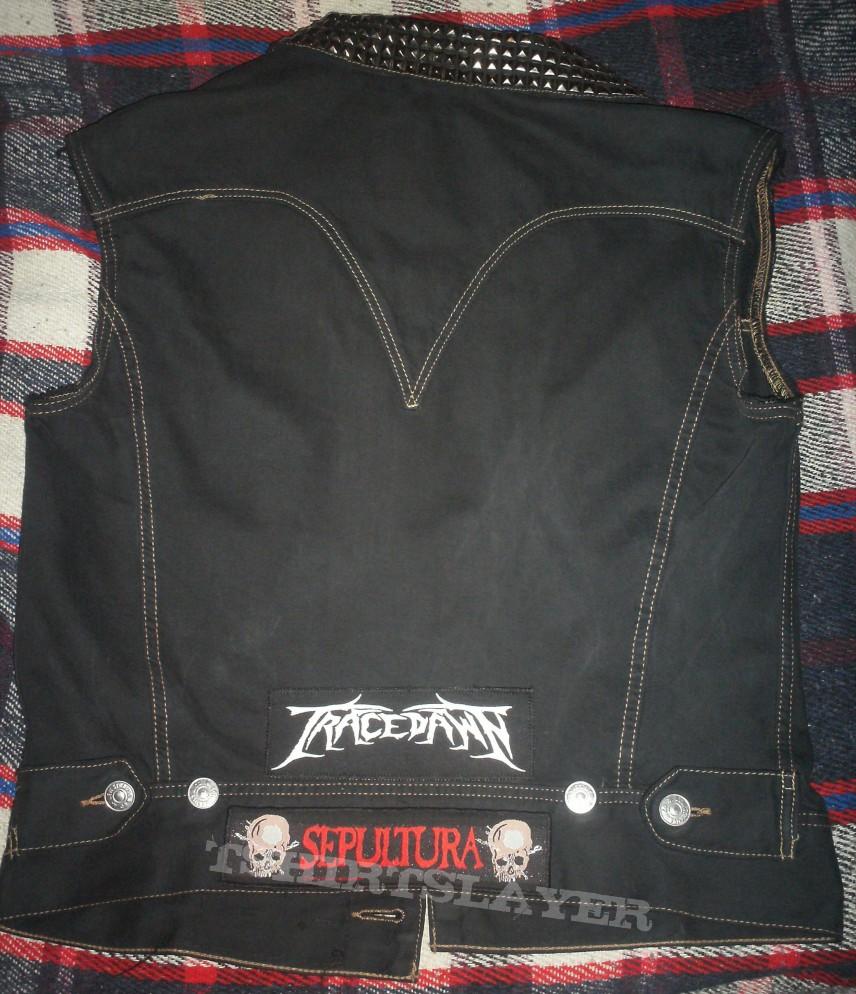 Battle Jacket - My first Vest Upload