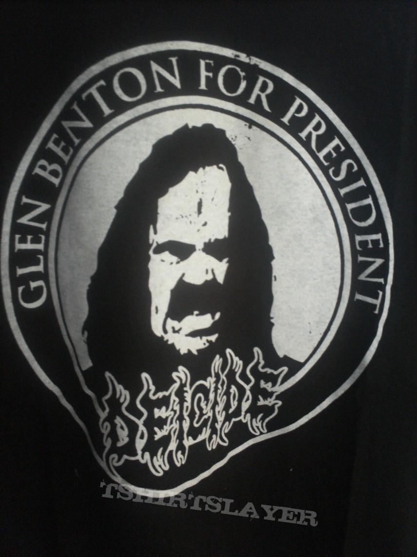 TShirt or Longsleeve - Benton For President Shirt